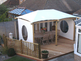 Gazebos And Awnings