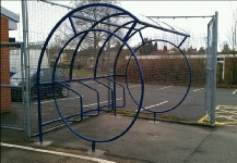 centurion cycle shelter