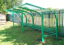 wye cycle shelter