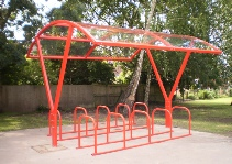 cycle shelter dovetail